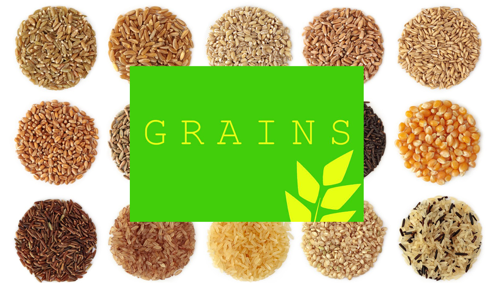 Grains Blog