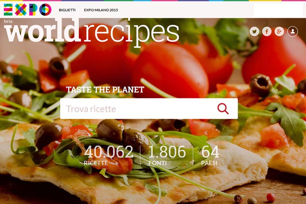 Expo Worldrecipes