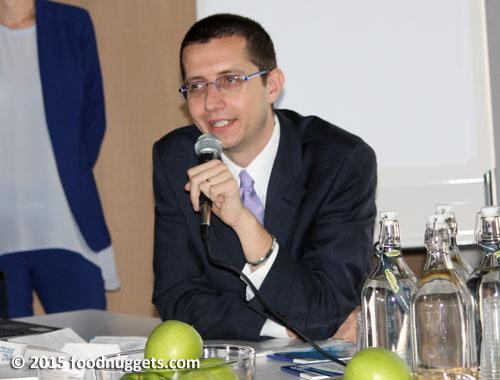 Il Professor Edoardo Savarino