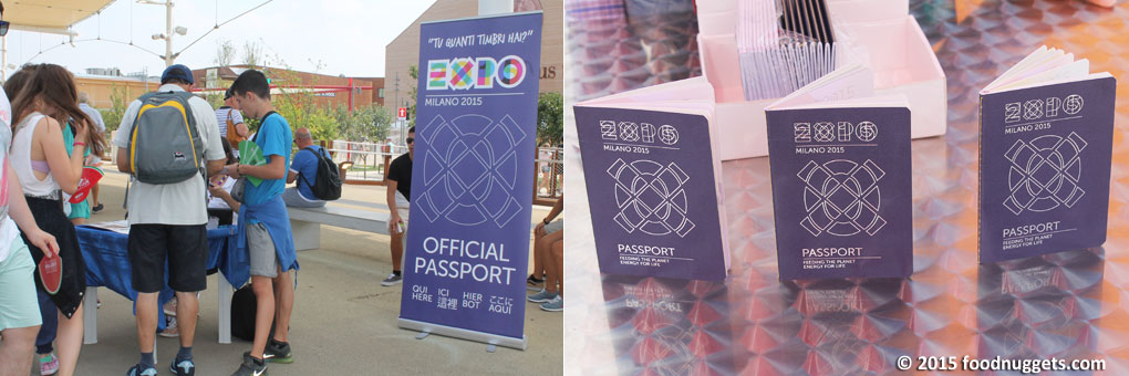 Passaporto Expo
