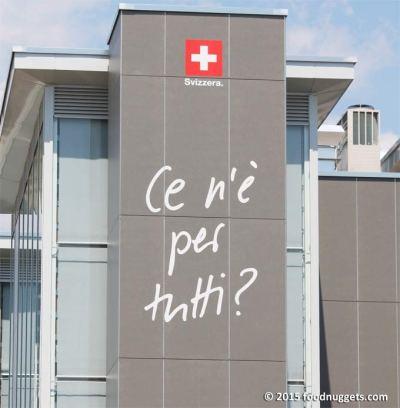Padiglione Svizzera