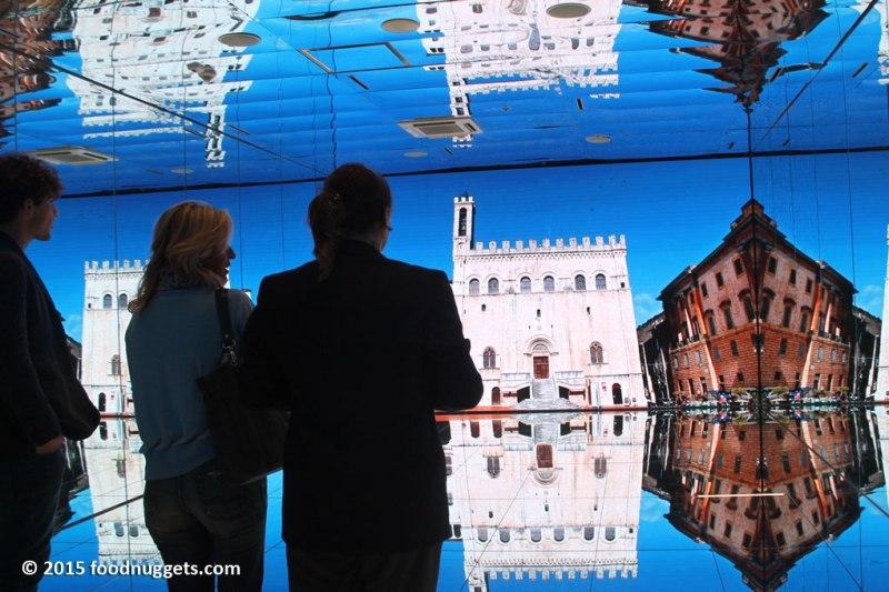 Il Palazzo dei Consoli di Gubbio