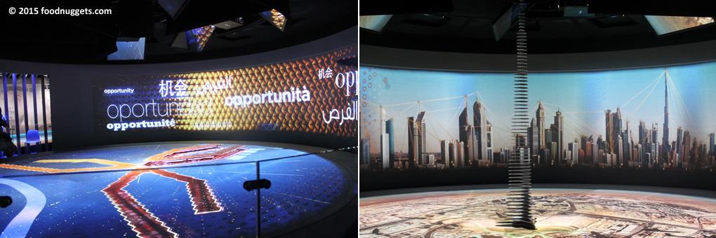 Presentazione Dubai 2020
