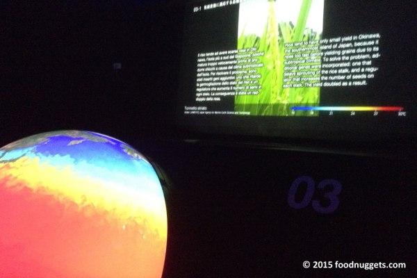 Terra interattiva