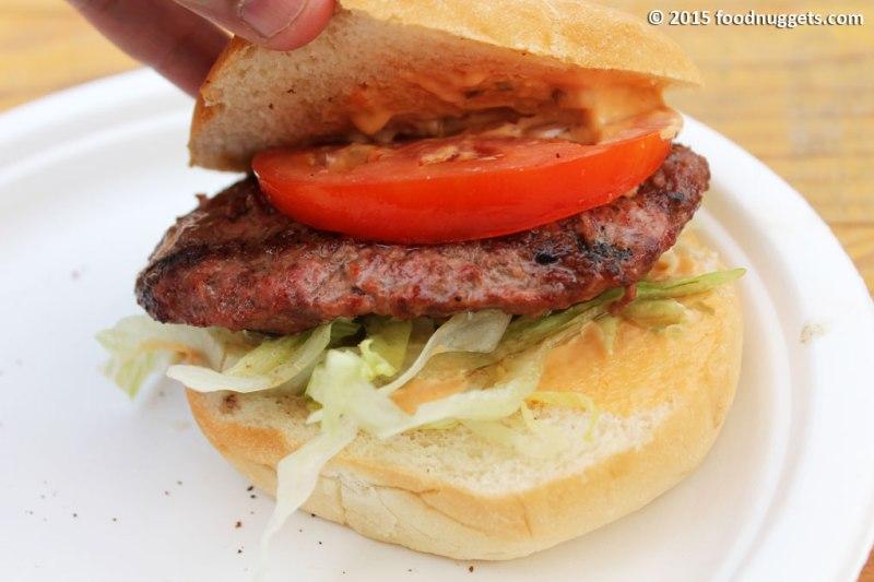 Hamburger del Mercato Metropolitano