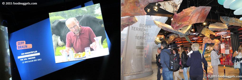 Sepp Braun ambasciatore della Germania in Expo
