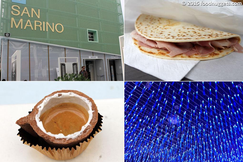 Padiglione di San Marino in Expo