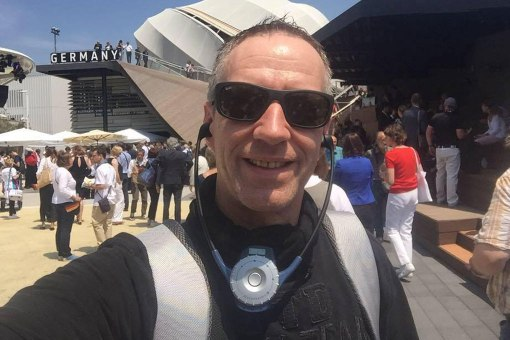 Michael Schieferstein ambasciatore della Germania in Expo