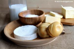 Latte, formaggi e burro