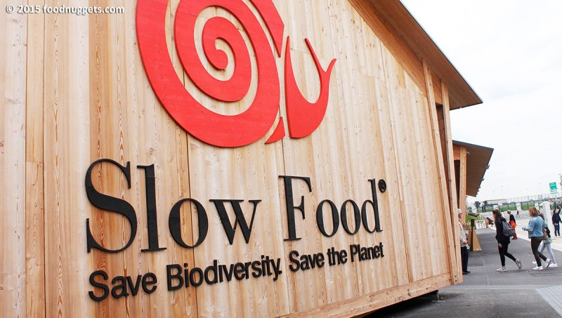 Padiglione di Slow Food in Expo