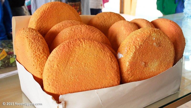 Crocchette nella mostra di Slow Food in Expo